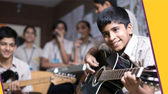 Best Guitar education pune