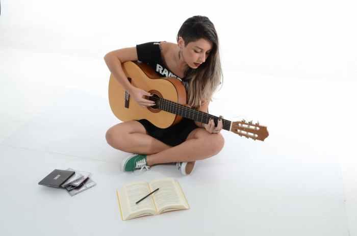 Guitar Chandan nagar pune